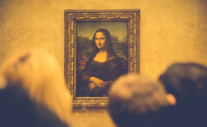 Louvre Museum La Joconde