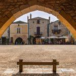 Dordogne - Dorfplatz