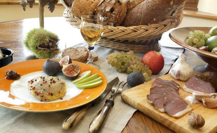 Dordogne - Foie Gras Verkostung