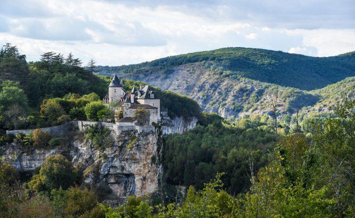 Dordogne - Schloss