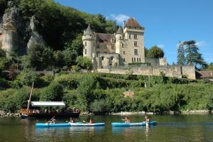 Dordogne - Kanufahren