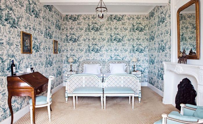 Zimmer im Schlosshotel
