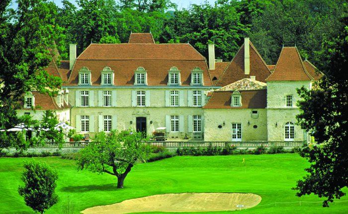 Dordogne - Schlosshotel