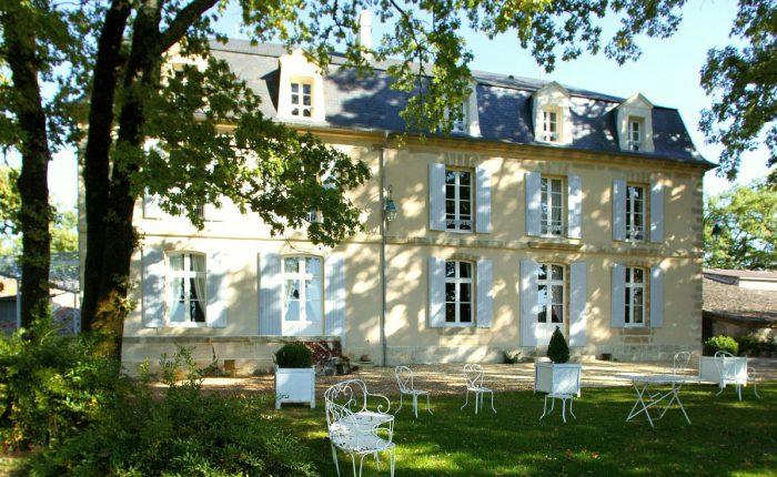 Dordogne Weingut