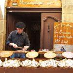 Dordogne - Wochenmarkt