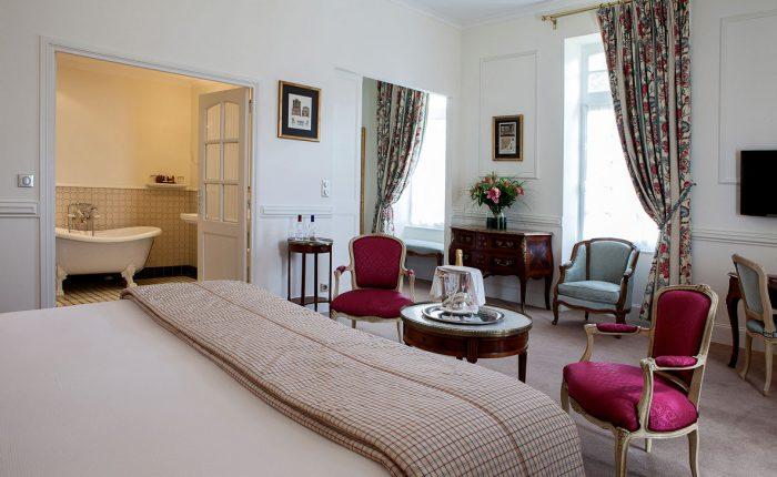 Prestige-Zimmer im Schlosshotel