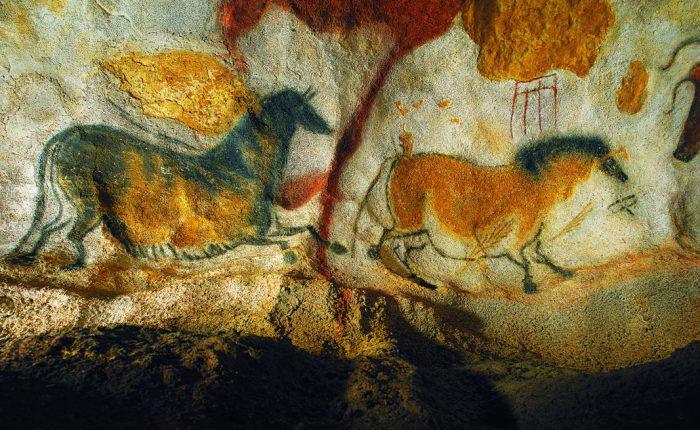 Lascaux Malerei