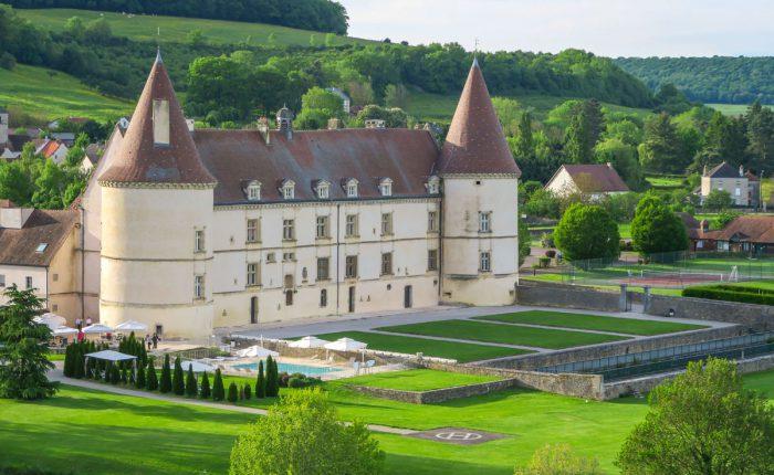Burgund_Schlosshotel