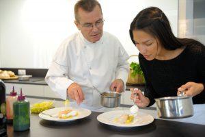 Loire Kochkurs mit Sternekoch