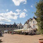 Städtchen an der Loire