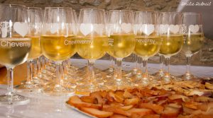 Loire Weinverkostung