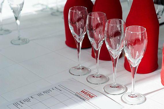 Weinseminar Abstimmungsbogen