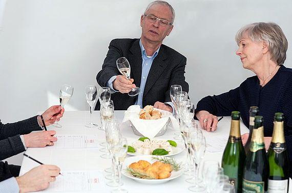Wein und Champagner Seminar