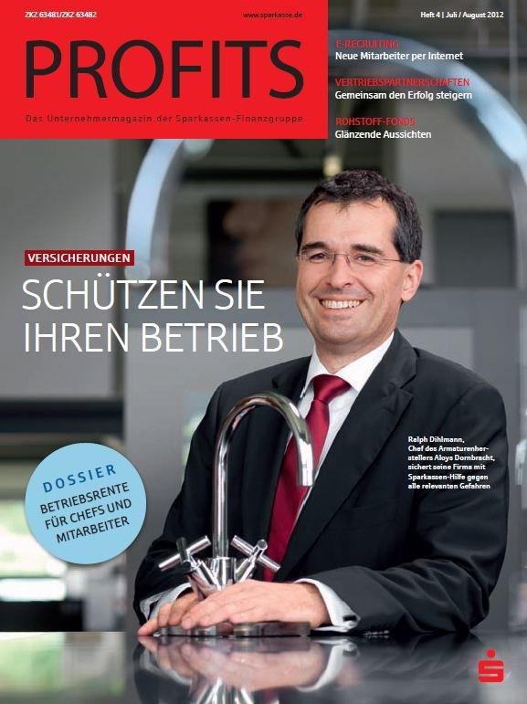 Presse Cover Profits